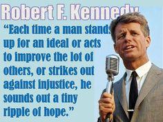 RFK Ripple of Hope
